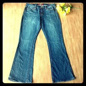 Lucky Brand Sofia Boot Jeans Size 10/30 Regular
